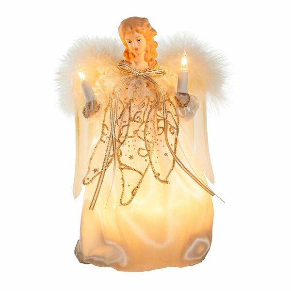 Light Up Angel Tree Topper Wayfair