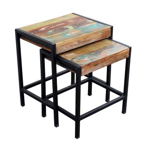 2-tlg. 2 Satztische Bali von SIT Möbel