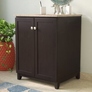 Rosalynn 2-Door 25 Single Bathroom Vanity by Ebern Designs