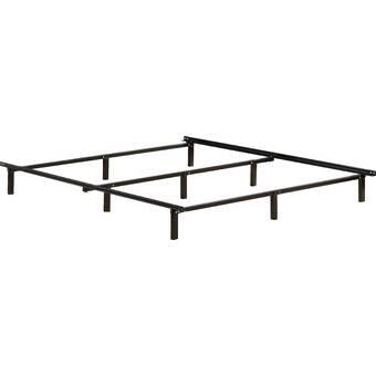 90572e70d52 Wayfair Basics Metal Bed Frame   Reviews