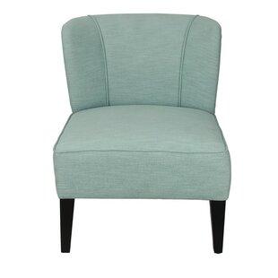 Adeco Trading Deluex Slipper Chair