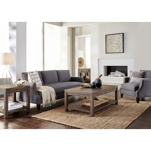Millwood Pines Stamant 3 Piece Coffee Table Set