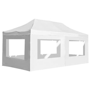 6 X 3m Aluminium Party Tent By Sol 72 Outdoor
