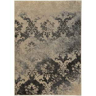 Cavalcade-Topkapi Ash Indoor/Outdoor Area Rug