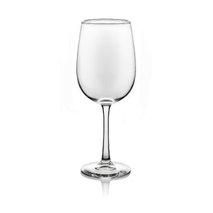 Midtown 19 oz. Stemmed Wine Glass (Set of 4)