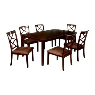 Terefinko 7 Piece Dining Set by Red Barre..