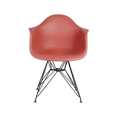 Drumcullen Dining Chair Color: Red by Brayden Studio