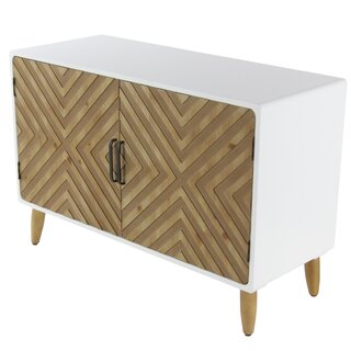 2 Door Accent Cabinet by Cole & Grey SKU:AC545381 Information