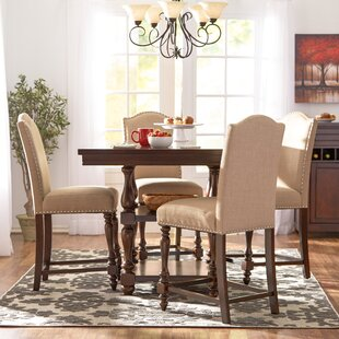 Lanesboro 5 Piece Extendable Dining Set
