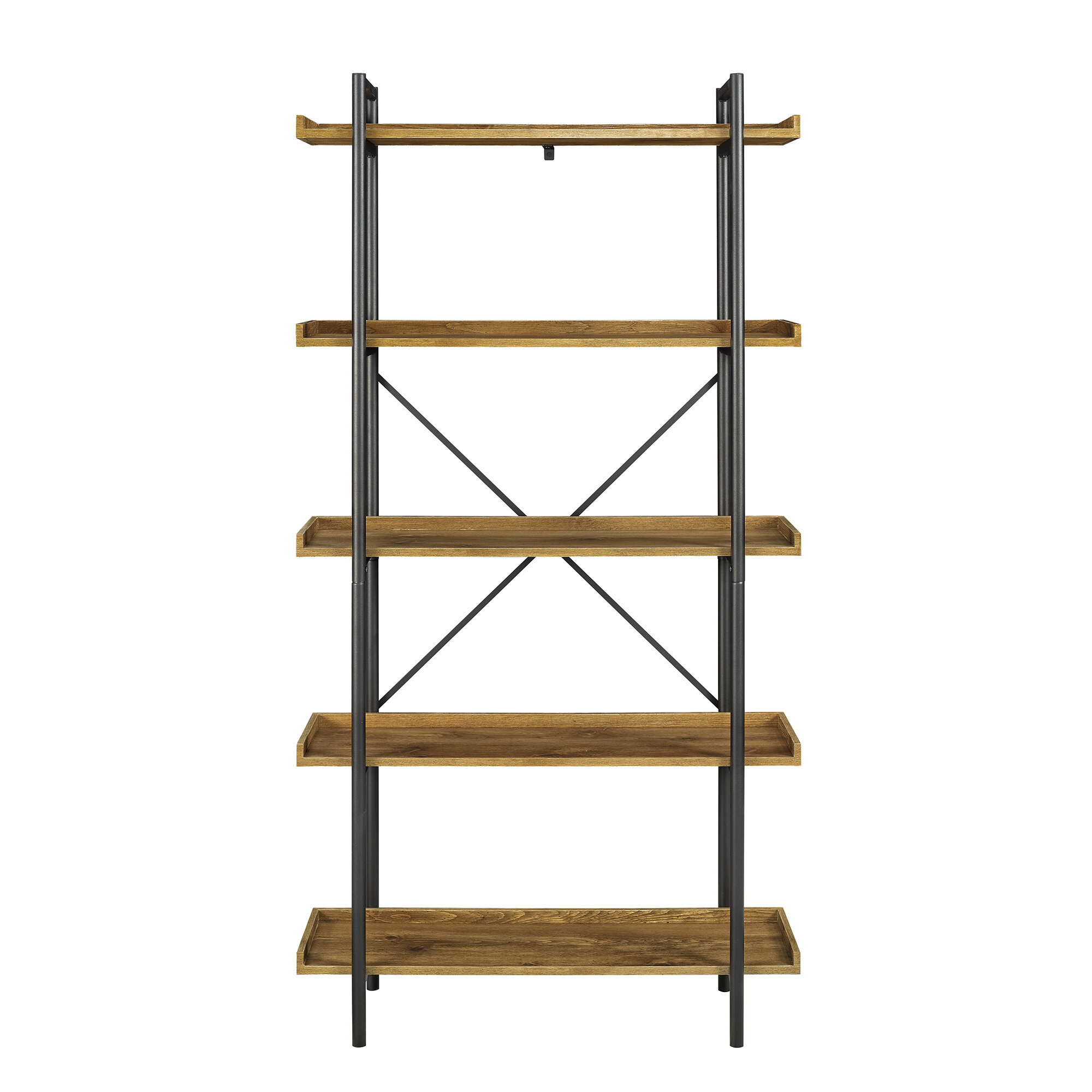 Swindell Etagere Bookcase