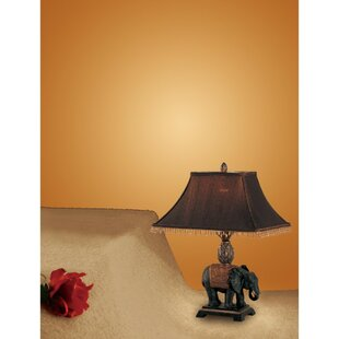 Creeves Elephant 24 Table Lamp (Set of 2)