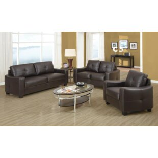 Mendonca 3 Piece Living Room Set