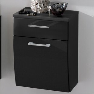 Check Price Rima 40 X 53cm Wall Mounted Cabinet