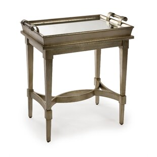 Bower Magnificent Tray Top End Table