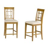 Tuers 25.25 Bar Stool (Set of 2) by Darby Home Co
