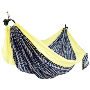 Freeport Park Halle 1 Person Travel Camping Hammock (Set of 2)