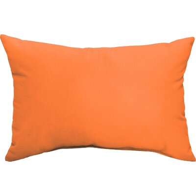 Wrought Studio McMillian Indoor/Outdoor Pillow Set Color: Bright Orange