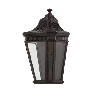 Inexpensive Chesterhill 2-Light Outdoor Flush Mount By Darby Home Co