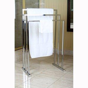 Great Edenscape Free Standing Towel Rack