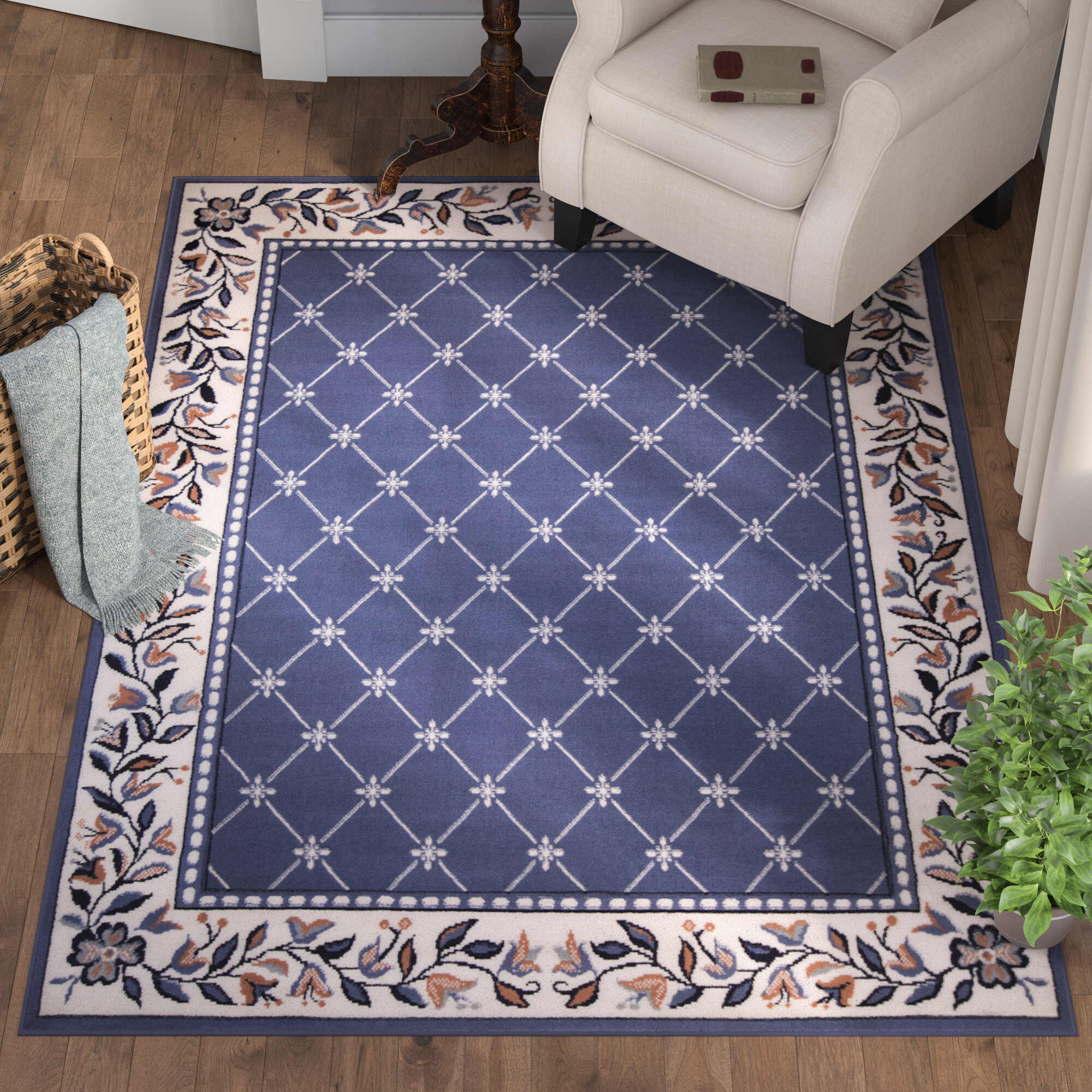 wendall area craftsmen rugs american berkshire blue by p rug