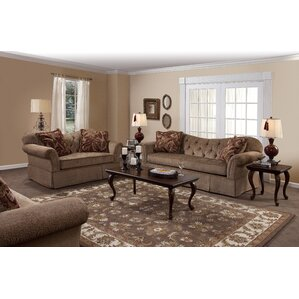 Astoria Grand Serta Upholstery Lutie Loveseat Image