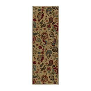 Arline Beige Indoor/Outdoor Area Rug by Winston Porter