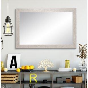 Where buy  Falmacbreed Wood Grain Vanity Mirror ByHighland Dunes