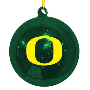 NCAA Mercury Glass Ornament ByEvergreen Enterprises, Inc