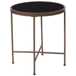 Best Reviews Astoria End Table By Wrought Studio