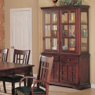 Cimarron China Cabinet by Wildon Home?