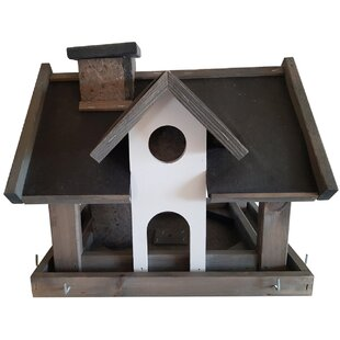 Zeckser Mounted Birdhouse By Sol 72 Outdoor