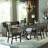 Phyllis 6 Piece Drop Leaf Dining Set by Darby Home Co