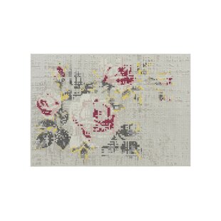 Compare Canevas Flowers Naturales Area Rug ByGAN RUGS