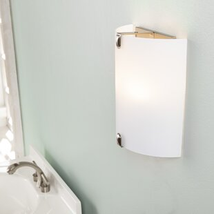 Roseville 1- LED Flush Mount by Ebern Designs