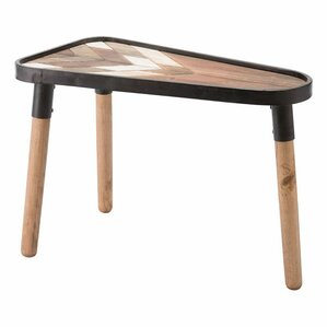 Union Rustic Canty Arrow End Table