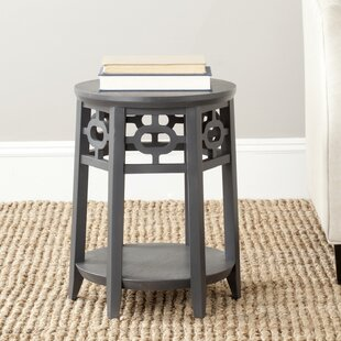 Shirl End Table by World Menagerie