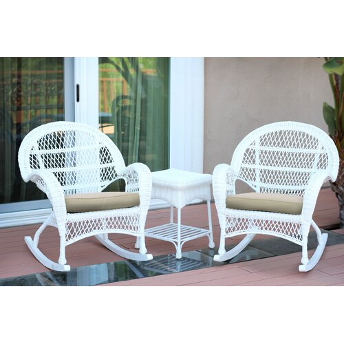 August Grove Mangum 3 Piece Conversation Set Reviews Wayfair