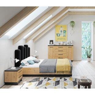 Review Baumgartner 4 Piece Bedroom Set