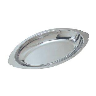 Stainless Platter Wayfair