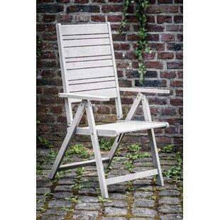 Edmundson Folding Garden Chair Image