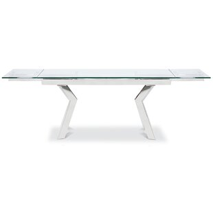 Orren Ellis Cooksey Extendable Dining Table