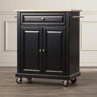 Hedon Kitchen Cart Three Posts