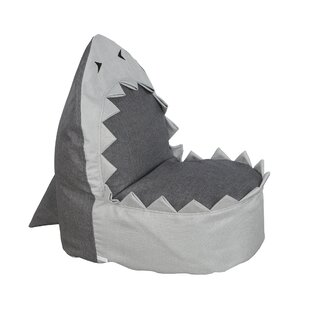 Sharky the Shark Kids Bean Bag Chair by Nursery Smart