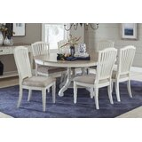 Hoboken 7 Piece Drop Leaf Dining Set by Birch Lane™