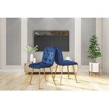 Edgao Velvet Upholstered Side Chair (Set of 4) by Corrigan Studio®