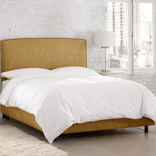 Skyline Furniture Bridgette Upholstered Panel Bed