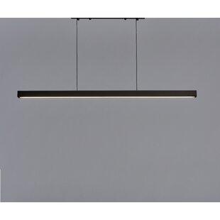 Mumu Billiard 1-Light  LED  Pendant By Seed Design