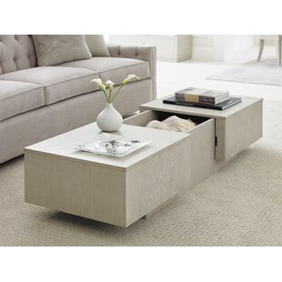 Cinema Sliding Top Coffee Table