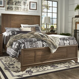 Downey Queen Panel Bed by Alcott Hill
