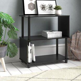 Salley 2-Tier Flexi 28cm 2 Shelf Bookcase By 17 Stories